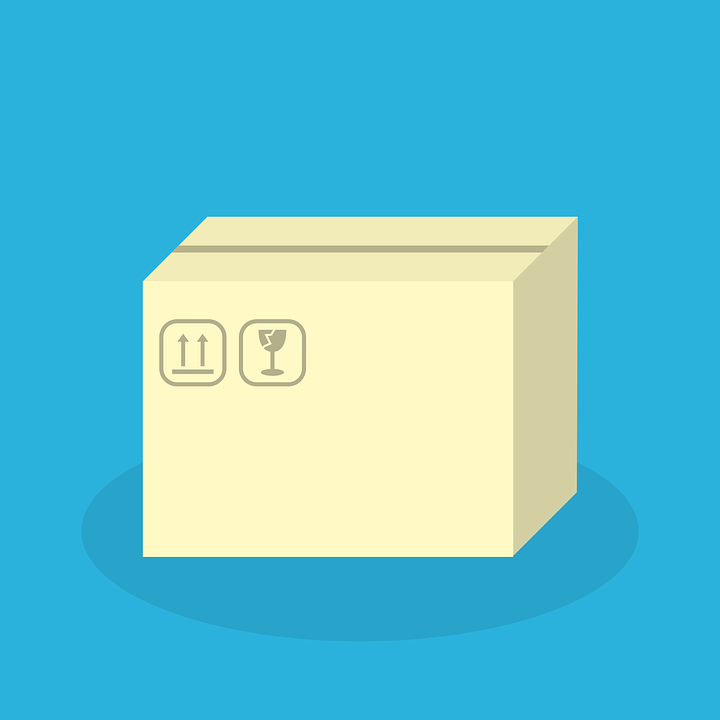 Carton de livraison