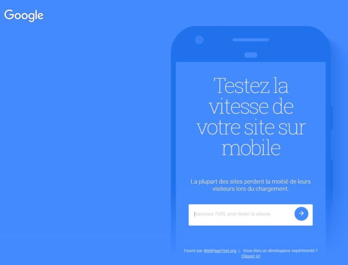 googletestmywebsite-vitesse-site-ecommerce