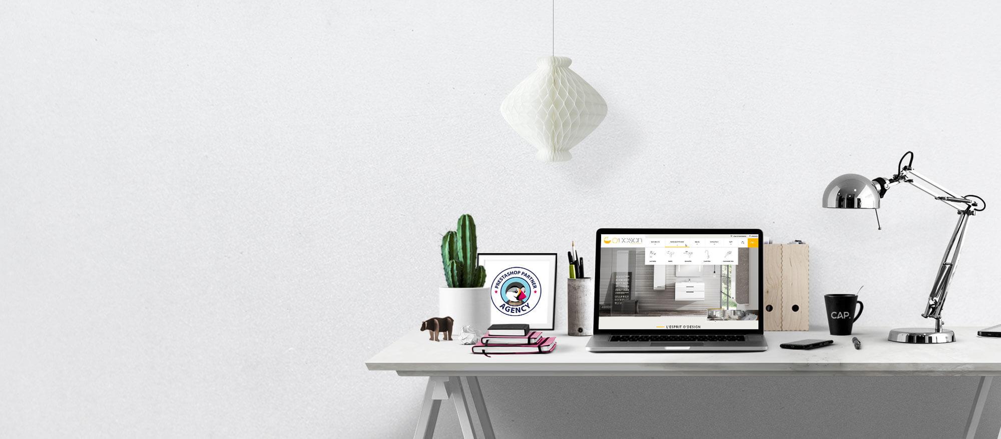cr ation boutique prestashop 1 6 refonte et migration prestashop. Black Bedroom Furniture Sets. Home Design Ideas