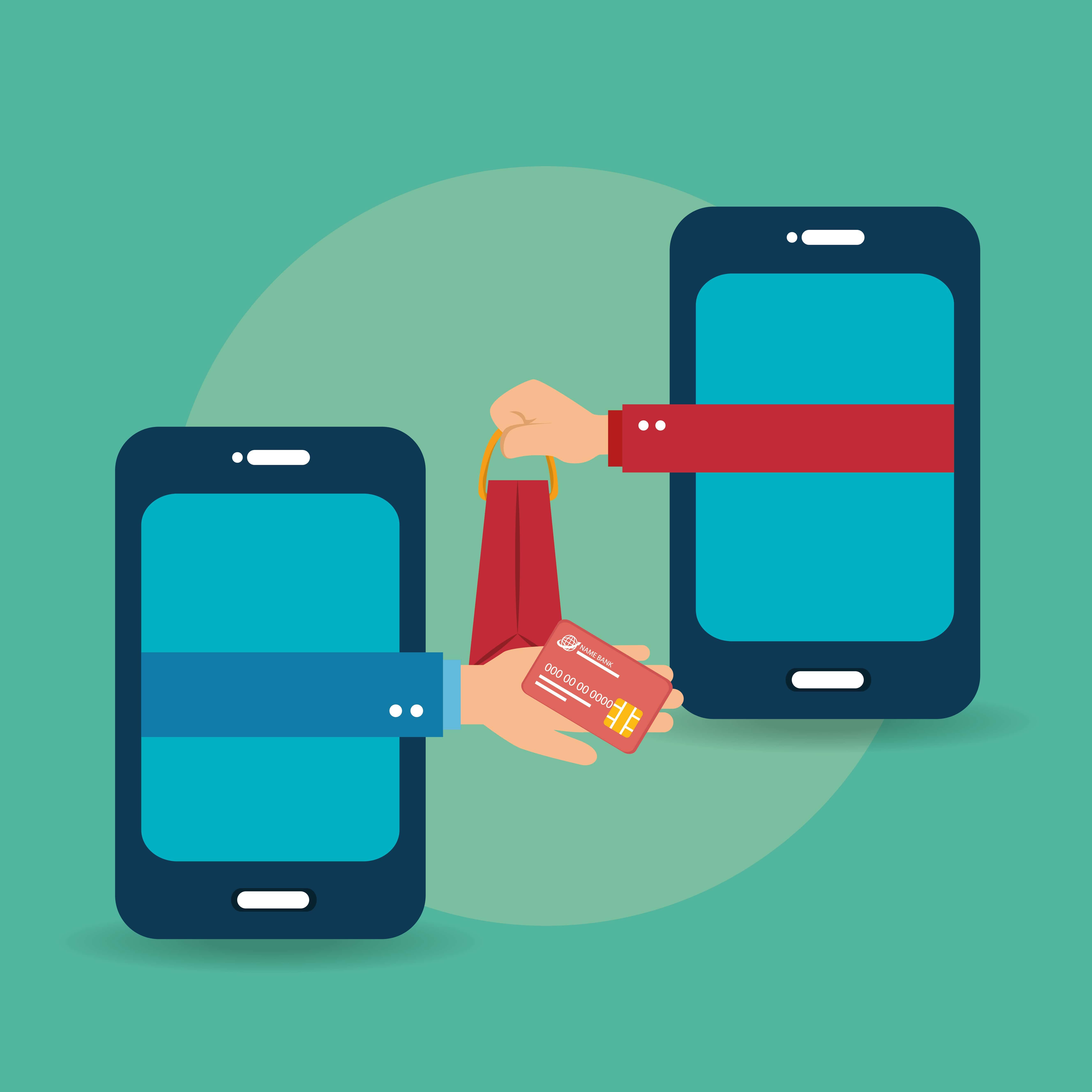 ecommerce smartphone