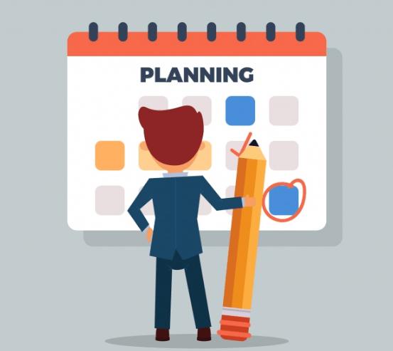 planning ecomemrce contenu